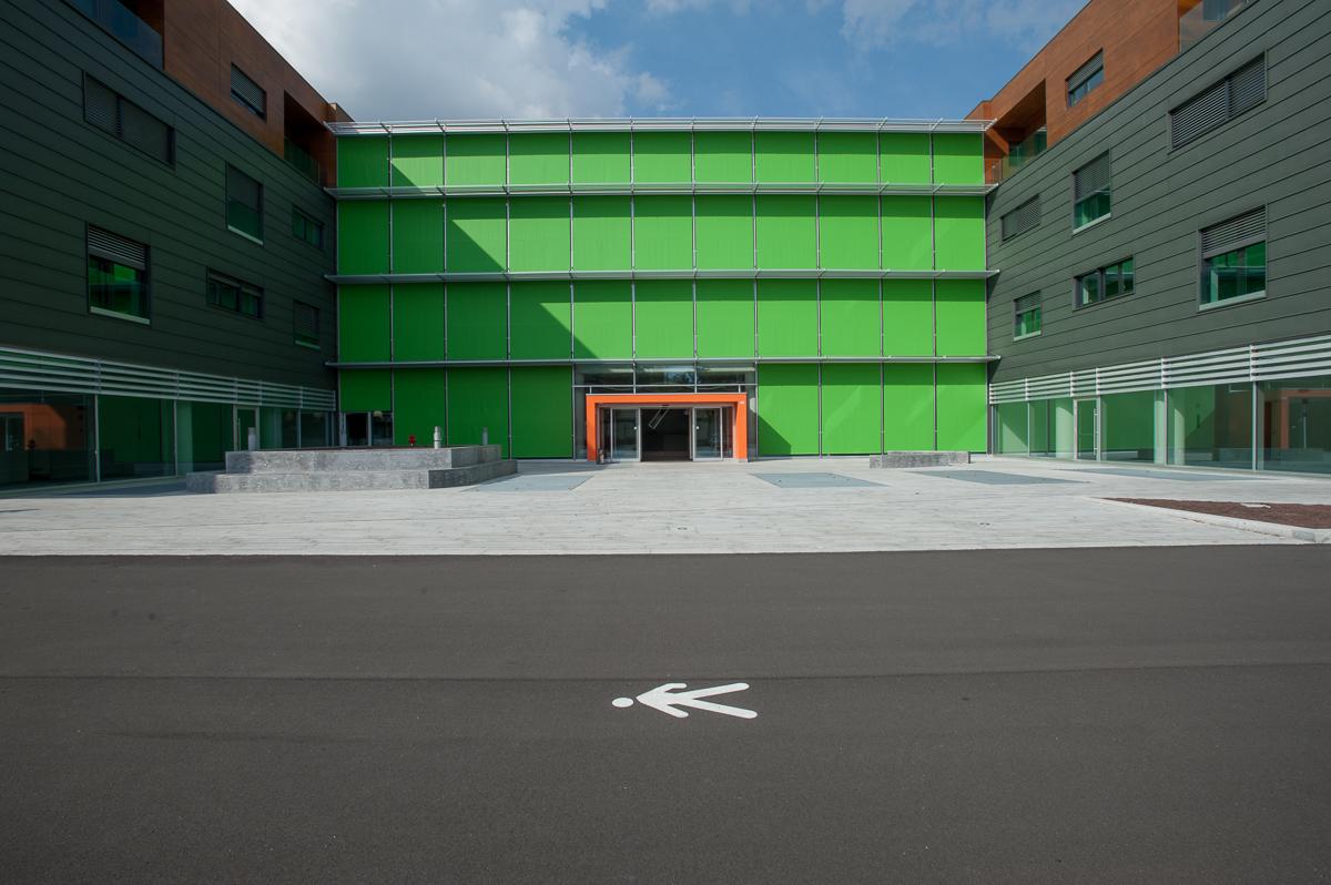 Golgi Hospital Abbiategrasso